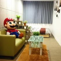 公寓改建套房~工業風特色套房