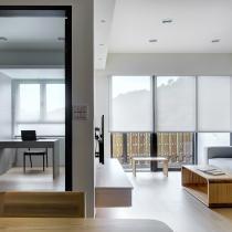 清新自然,木質感的家 ----------<森活館設計工程>