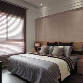 现代风装修效果图:光合禅室