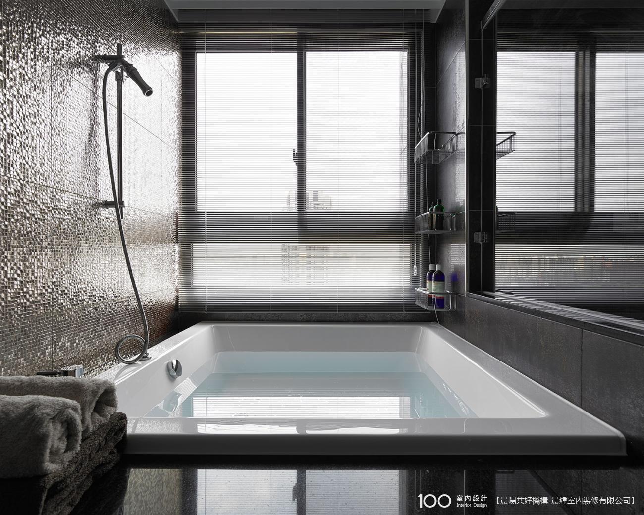奢華風衛浴
