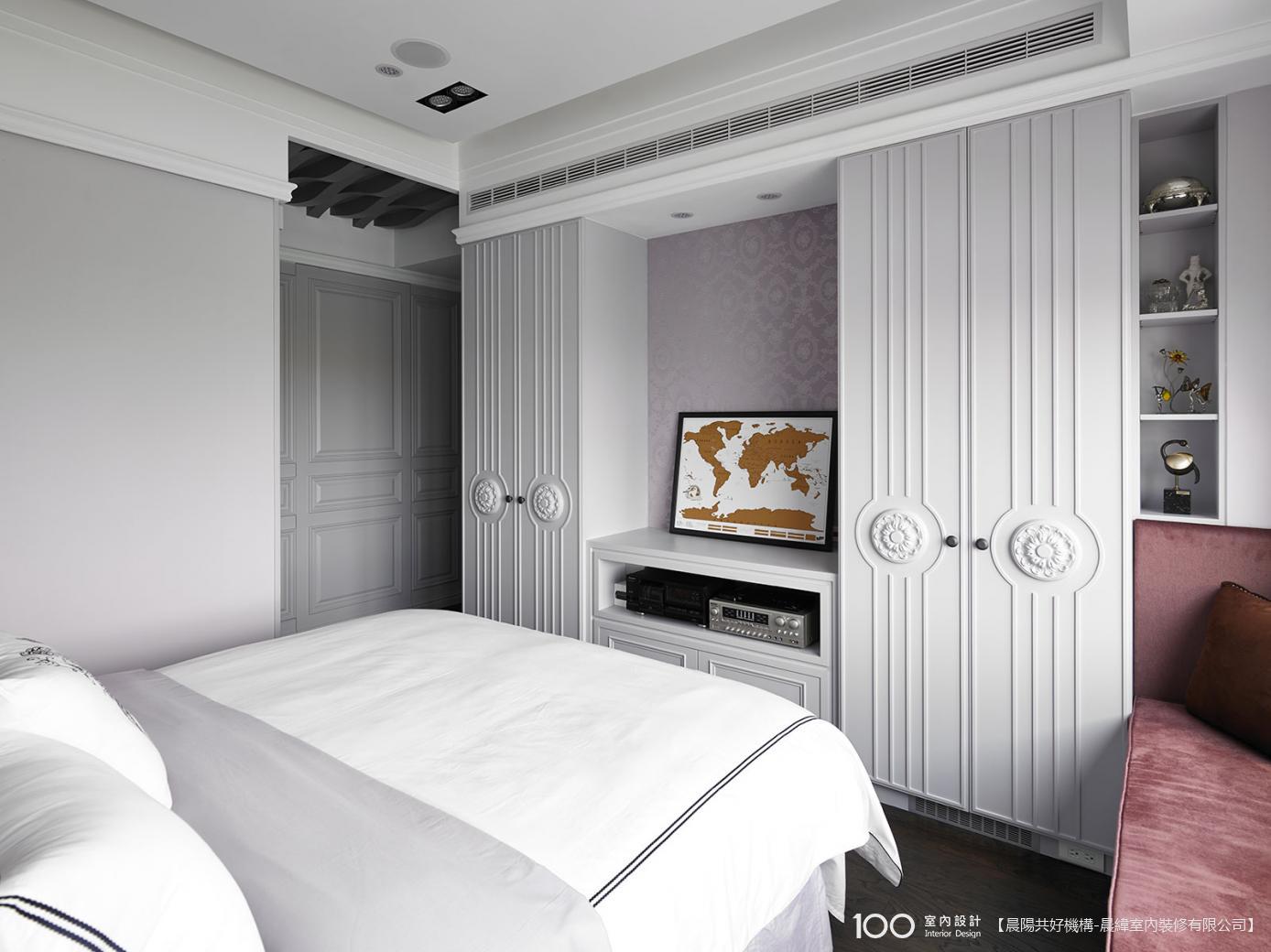 奢華風臥室
