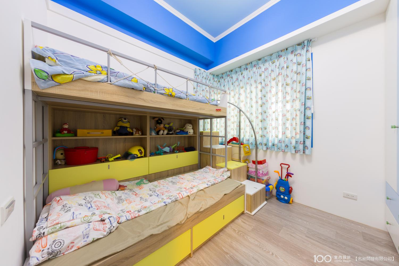 休閒多元風兒童房