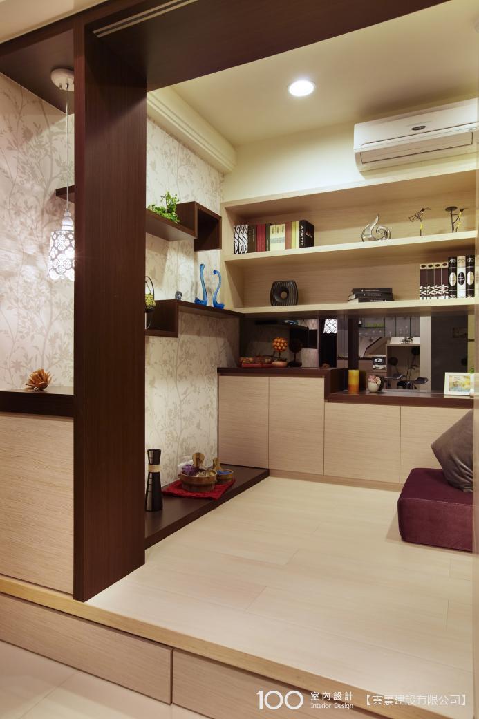 現代風和室