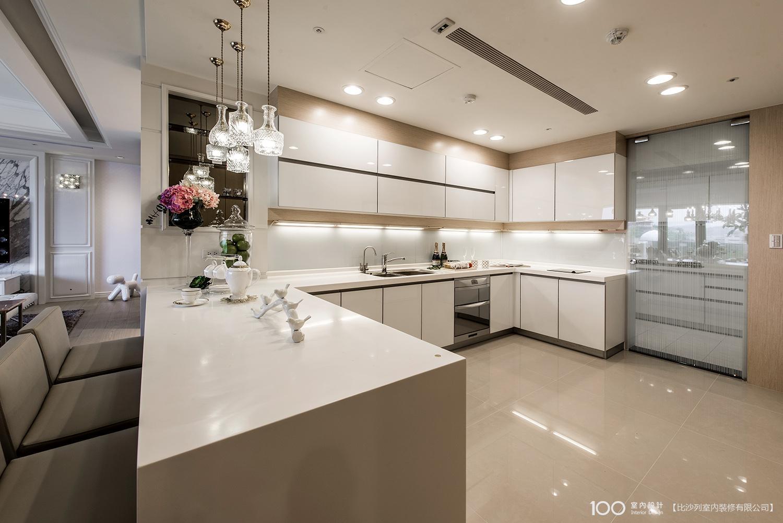 古典風廚房