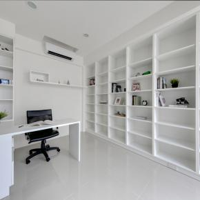 系統傢俱堆砌現代感空間