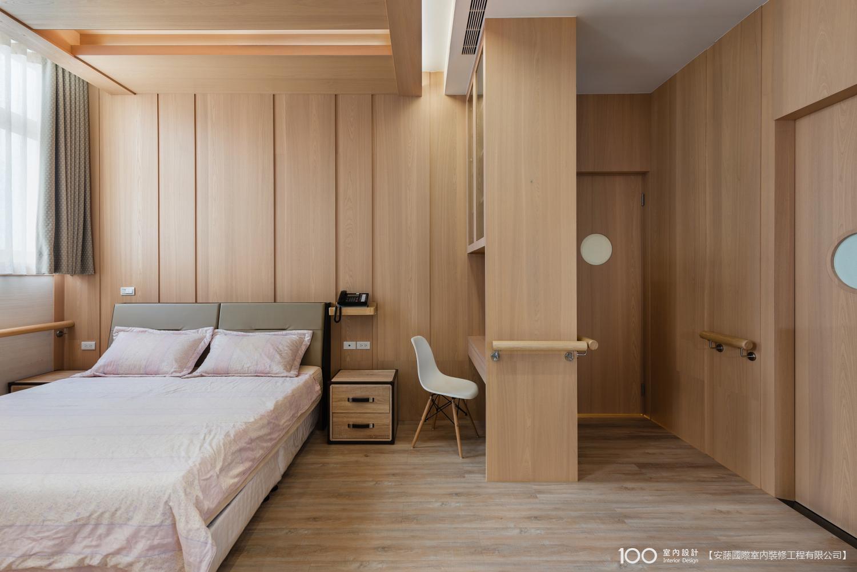 日式禪風臥室