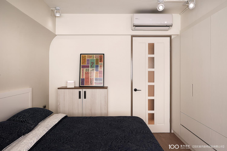簡約風臥室