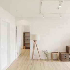 简约风装修效果图:无印良品轻暖宅