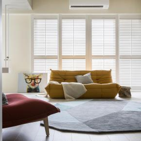 休闲多元风装修效果图:柔和色彩