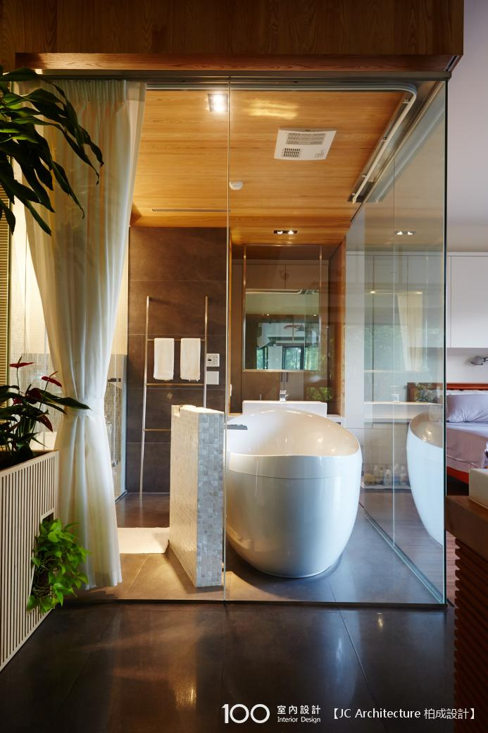 簡約風衛浴