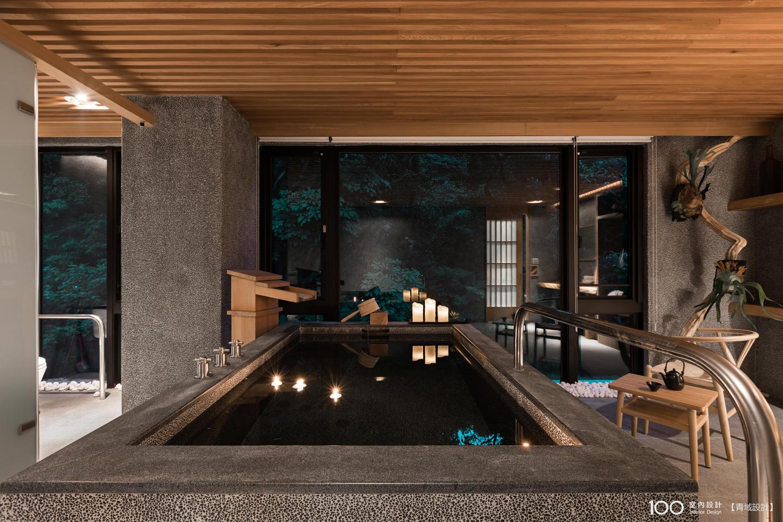 日式禪風衛浴