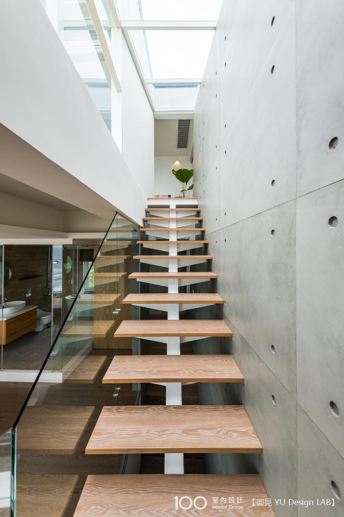 休閒多元風樓梯