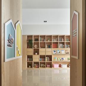 北欧风装修效果图:Child House