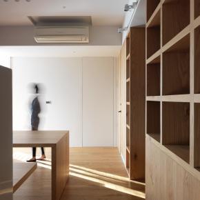 日式禅风装修效果图:土城L宅