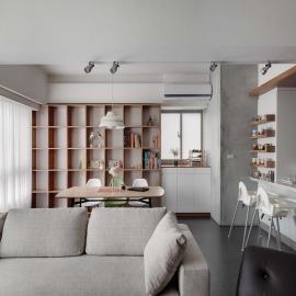Apartment T  Zhonghe