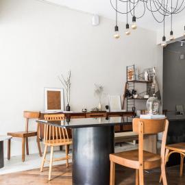 初向設計工作室 & 初訪咖啡truefrom