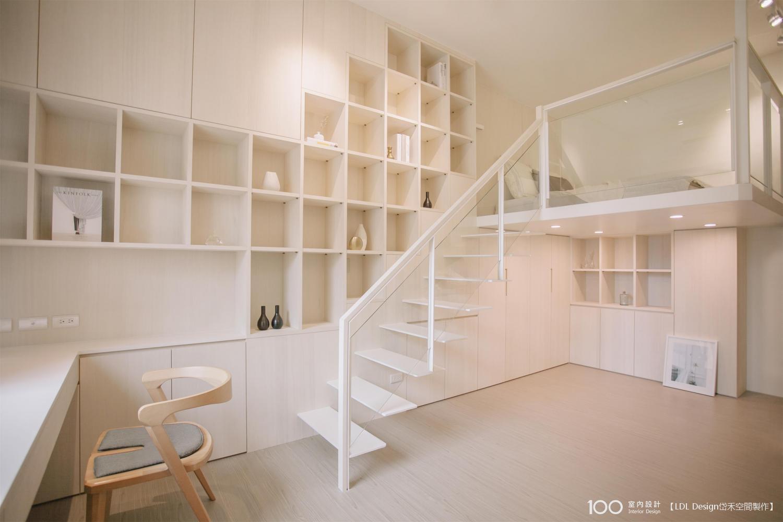 現代風樓梯