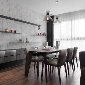 40坪新婚寓所舒適成家