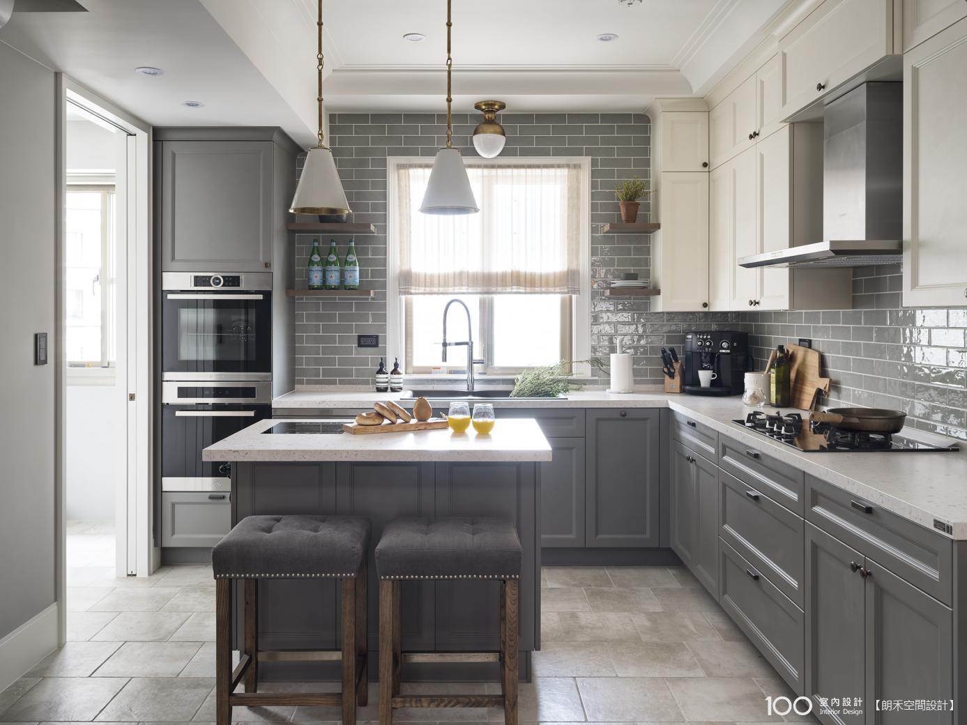 美式風廚房