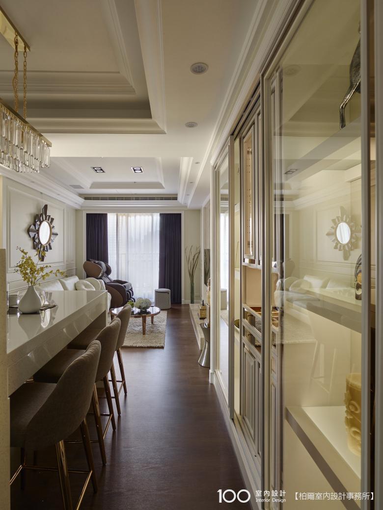 新古典風餐廳