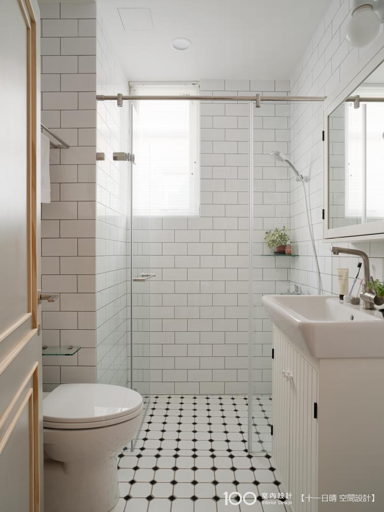 美式風衛浴